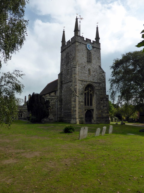 Hailsham Parish Church