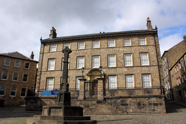 The Judges' Lodgings Town House 15 Castle Hill Lancaster