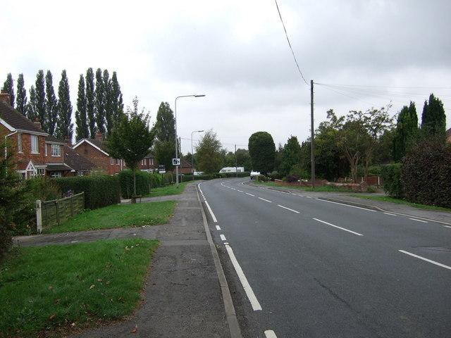 Moorwell Road, Yaddlethorpe