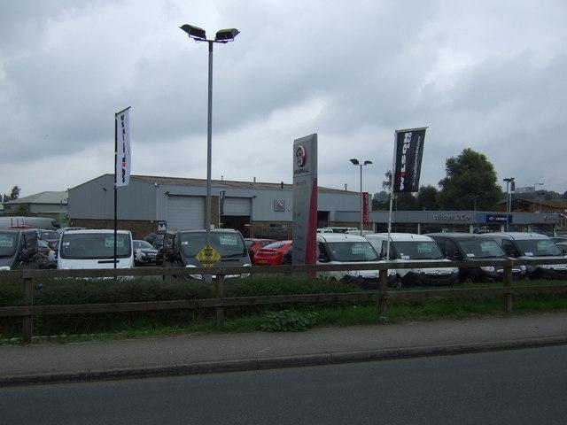 Car dealership, Yaddlethorpe