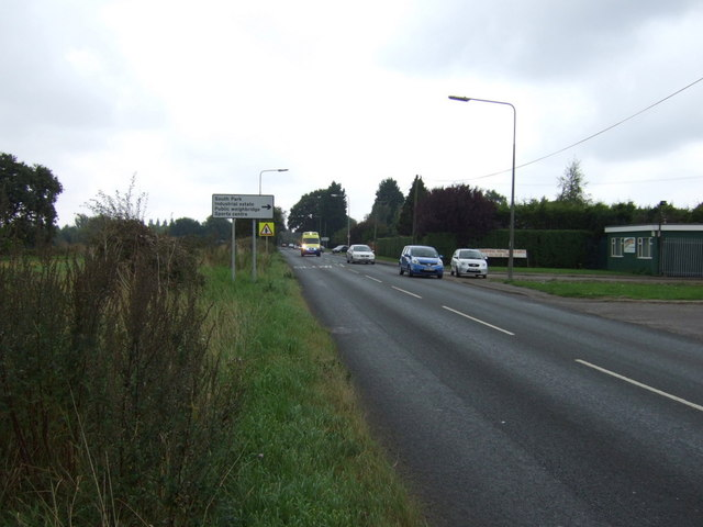 Scotter Road South