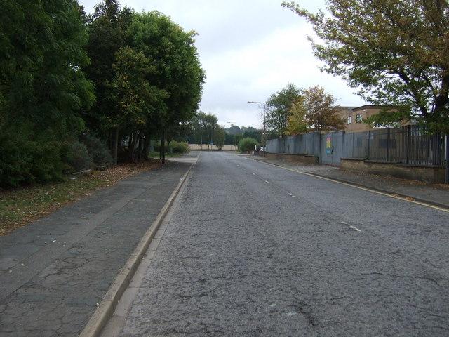 South Park Road