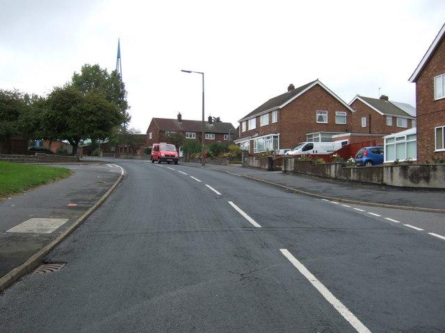 Enderby Road