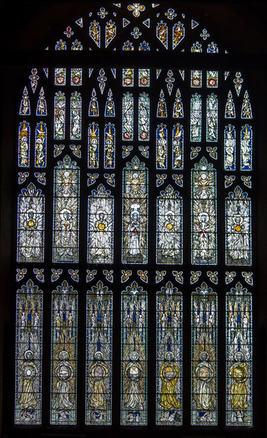 West Window, Southwell Minster