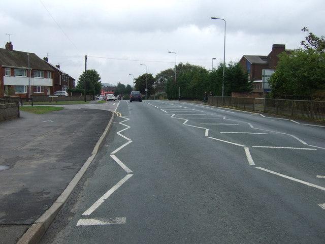 Grange Lane South (B1501)