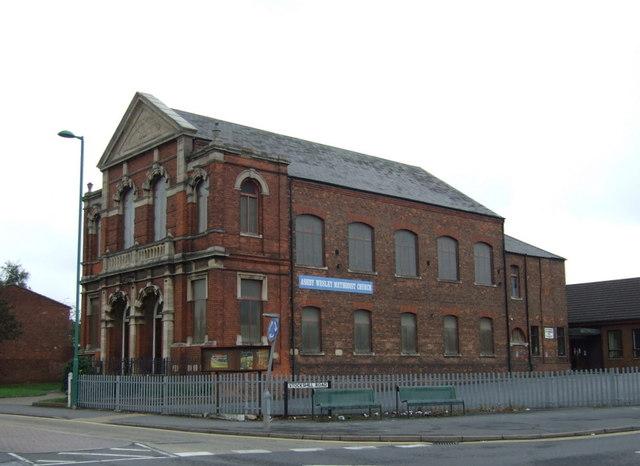 Ashby Wesley Methodist Church