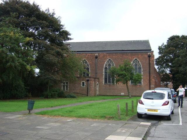 St. Paul's Church, Ashby