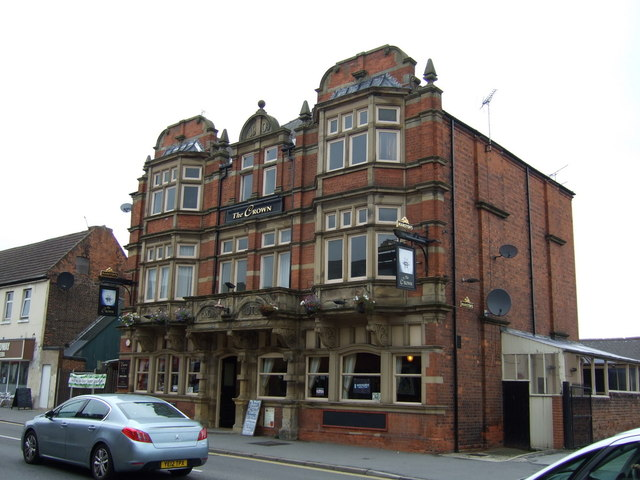 The Crown Hotel, Ashby