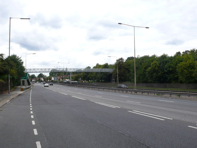North Circular Road The A406