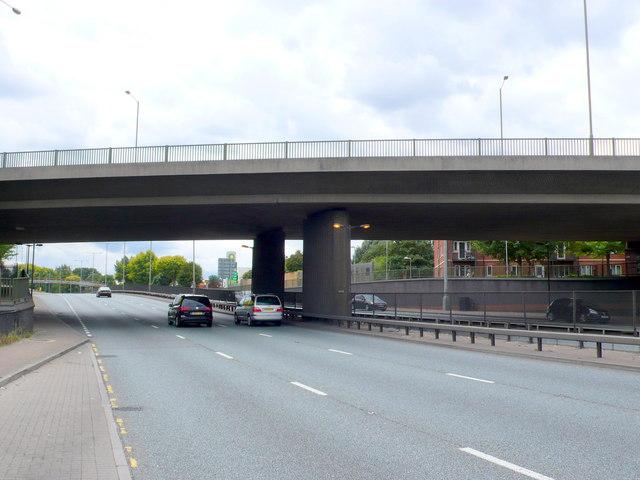 The A406 North Circular Road