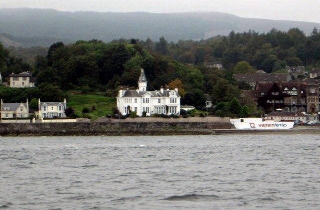 The Hunter's Quay Hotel