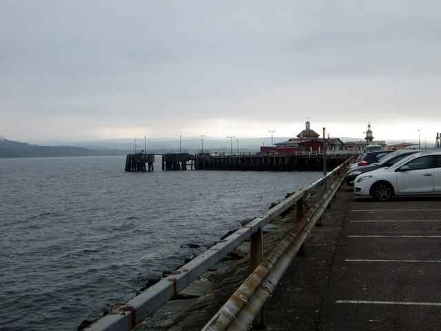 Dunoon ferry port
