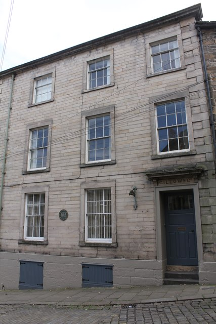 Gillow's offices 1a Castle Hill Lancaster