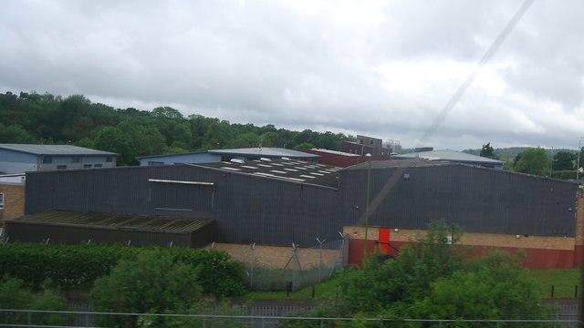 Industrial Estate, Potter's Bar