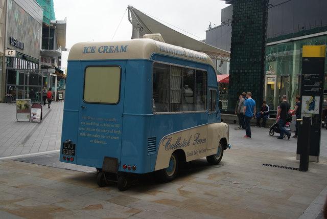 Callestick Farm Cornish Dairy Ice Cream