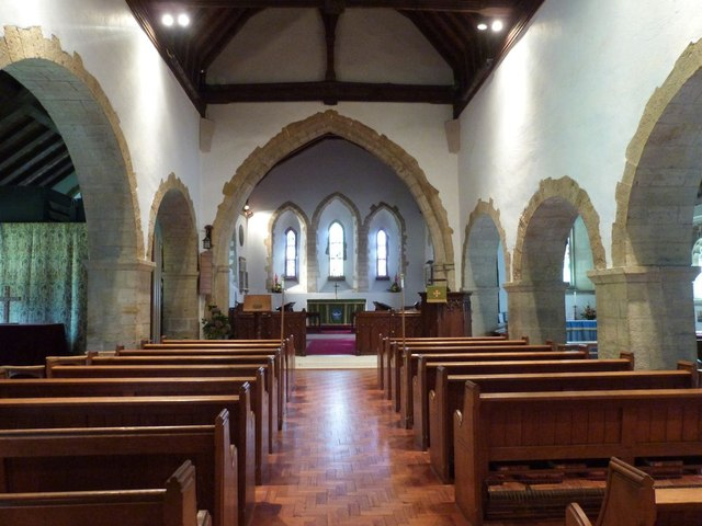 Church of St. Mary the Virgin, Walberton