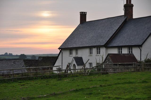 West Somerset : Moorhouse Farm