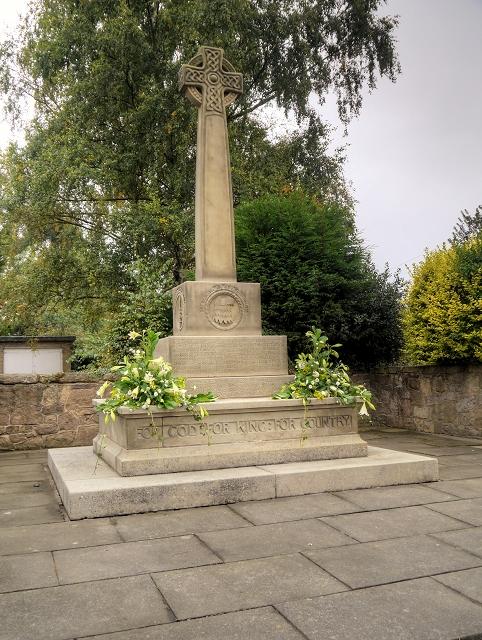 Barrow Upon Trent War Memorial
