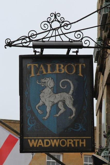 Talbot sign