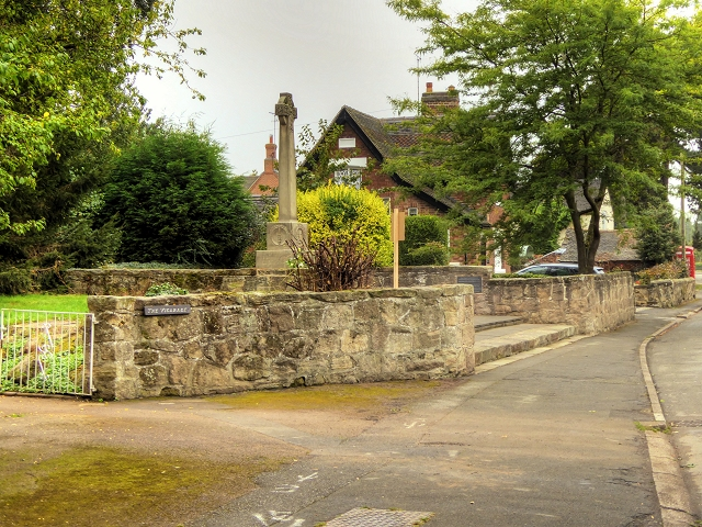 Barrow Upon Trent, The War Memorial