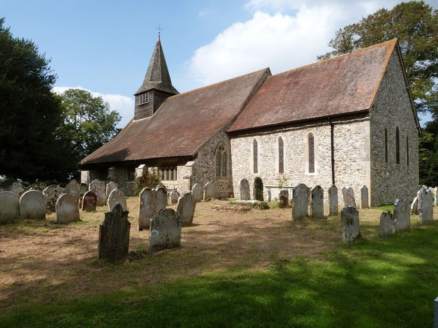 Church of St. Mary the Virgin, Walberton, West Sussex