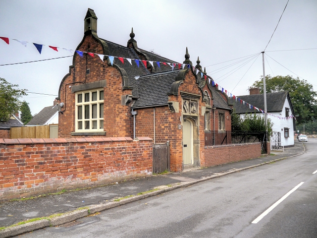 Barrow Upon Trent, The Old School House