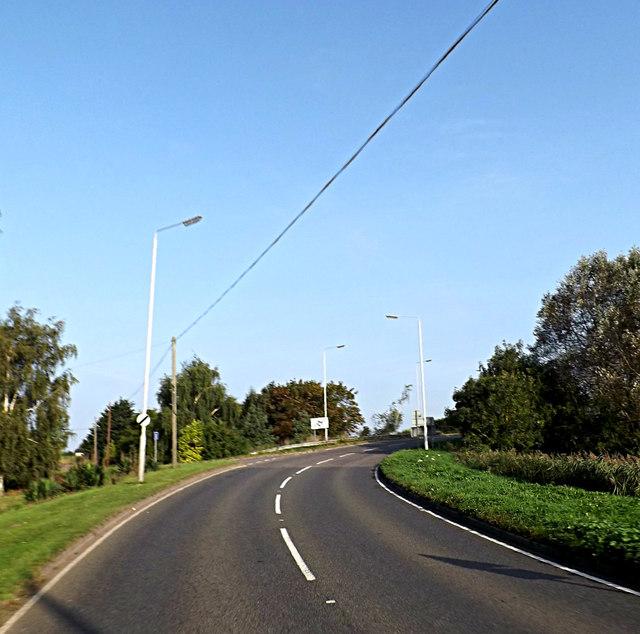 A1101 Mildenhall Road, Littleport