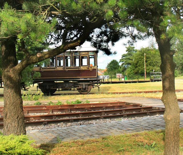 Rails & Pines
