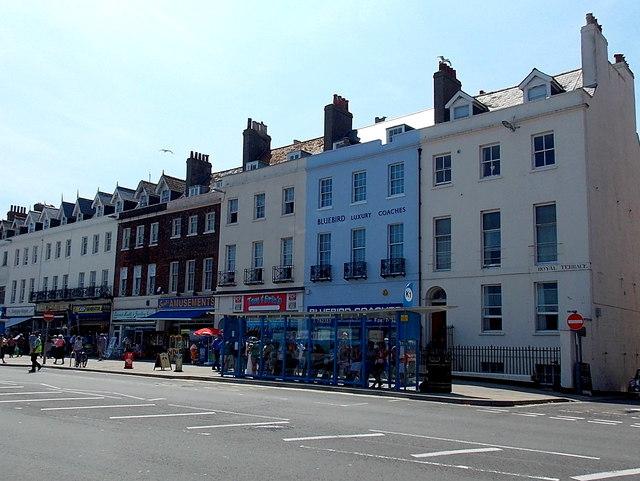 Royal Terrace, Weymouth