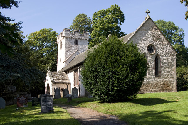 St Mabli Church, Llanvapley