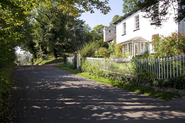 Monmouth House, Llanvapley