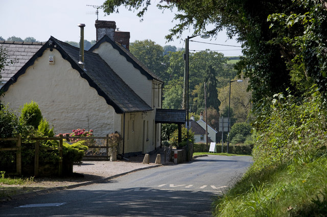 The Red Hart Inn, Llanvapley
