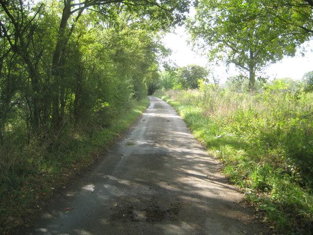Sacombe: Rowney Lane