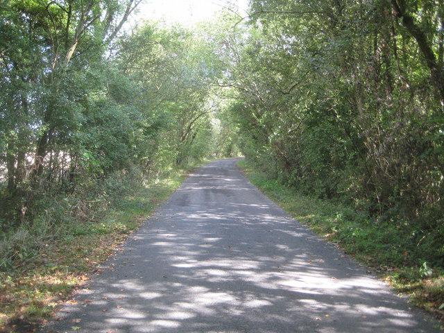 Levens Green: Beggarman's Lane
