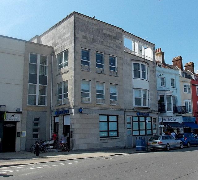 Barclays Bank, Weymouth