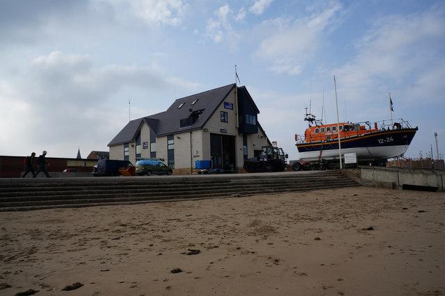 Rhyl Lifeboat Station