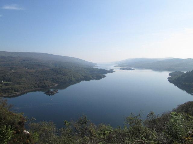 Beautiful Loch Riddon