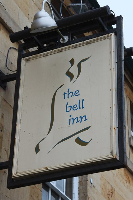 The Bell Inn sign
