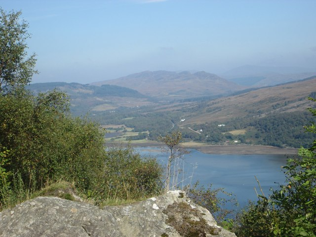 Another view of Loch Riddon