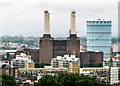 TQ2877 : Battersea Power Station by Peter McDermott