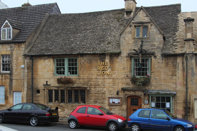 The Red Lion, Chipping Campden