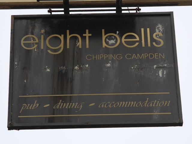Eight Bells sign