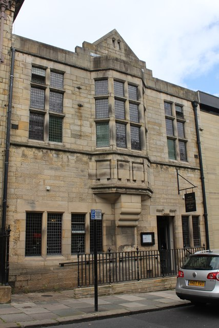 Former Masomic Hall 74 Church Street Lancaster