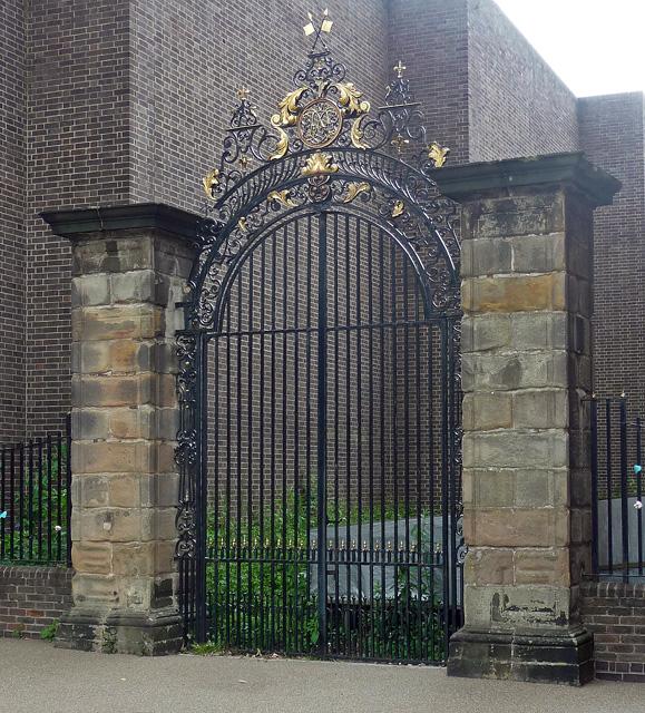 Gates, Full Street, Derby