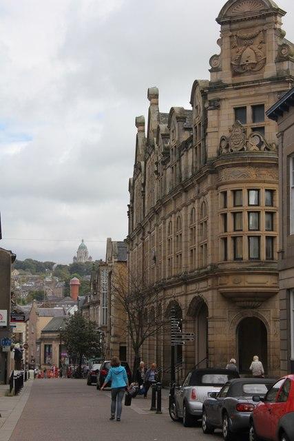 Church Street Lancaster