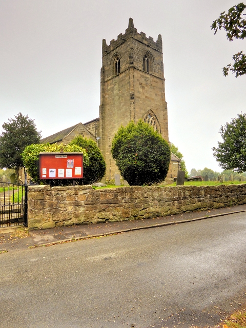 St Wilfrid's Parish Church, Barrow Upon Trent