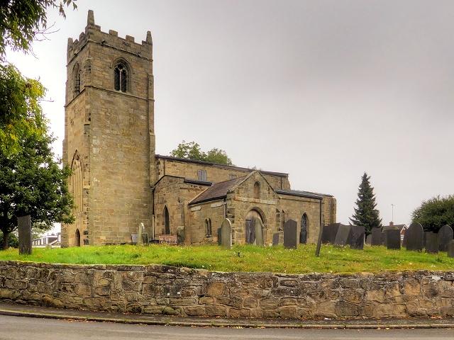 Barrow Upon Trent Parish Church