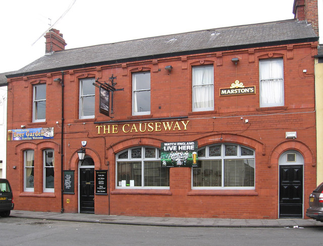 Hartlepool - The Causeway on Elwick Road