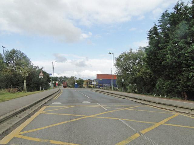 Fagbury Road, Felixstowe