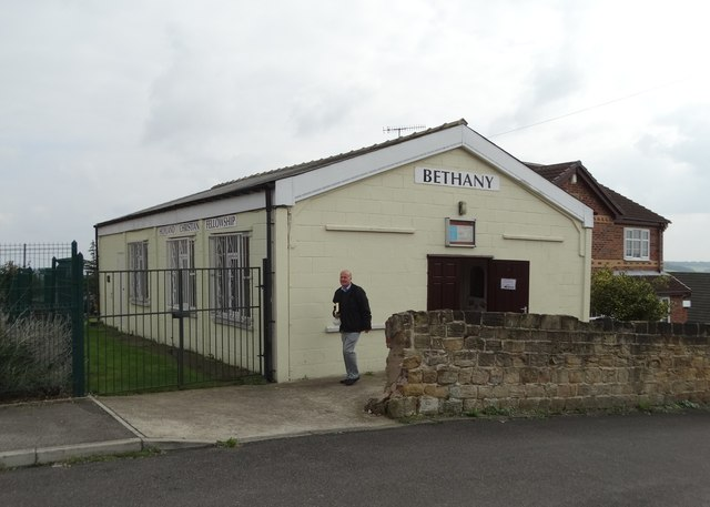 Bethany Chapel, Hoyland